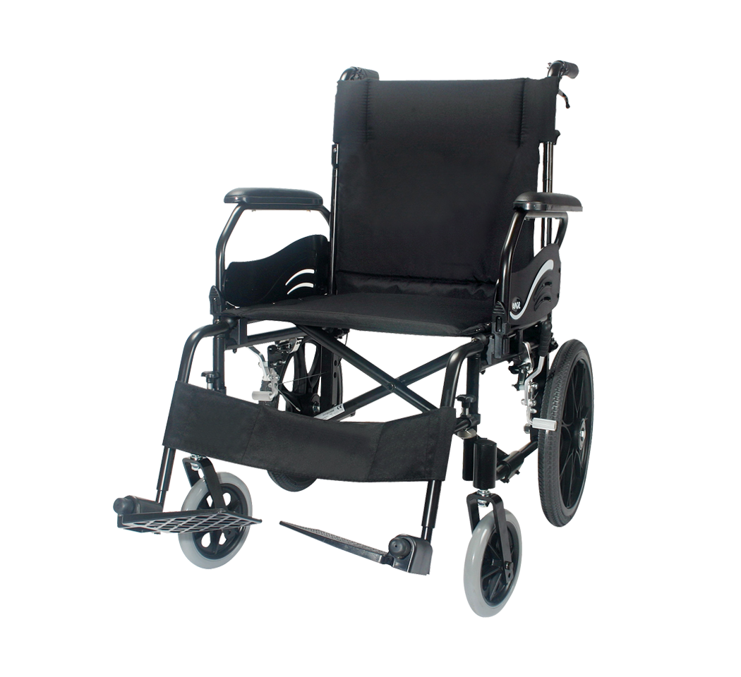 Karma Econ 800 Standard Aluminium Manual Wheelchair
