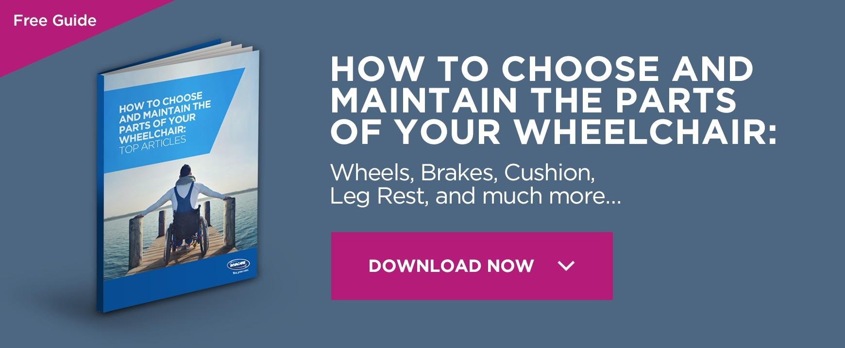 CTA - Post - Wheelchair Parts
