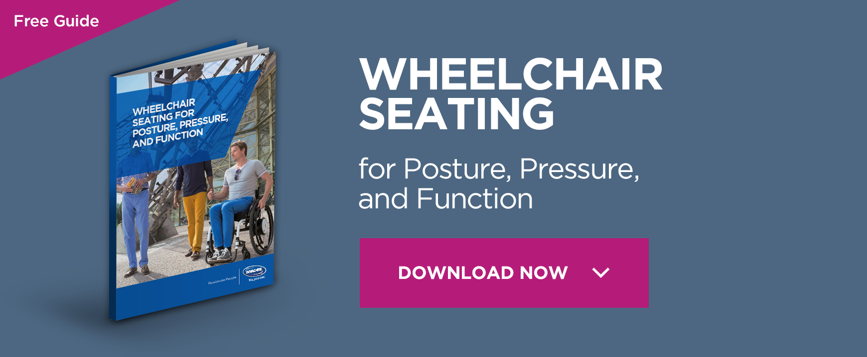 CTA Post - Maintenance Wheelchair Parts